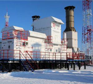 Восточно-Перевальное МР, Лукойл-Западная Сибирь, ГТЭС-28, 4хУрал-6000, 1хУрал-4000