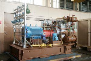 Азотная компрессорная установка Аэроком