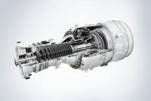 Промышленная газотурбинная установка SGT-800