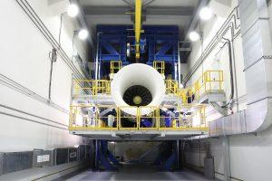 Новый испытательный стенд ОДК-Пермские моторы
