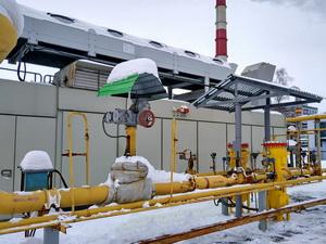 Блок фильтрации и ДКС составляют систему подготовки топливного газа для ГТЭС