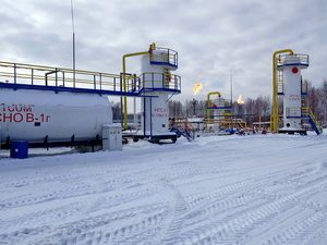 Нефтегазособорный пункт Ожгинское