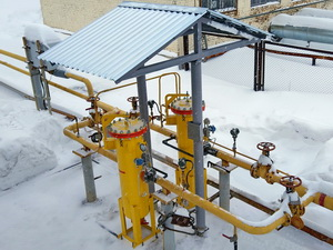 Система газовой фильтрации_Энергаз