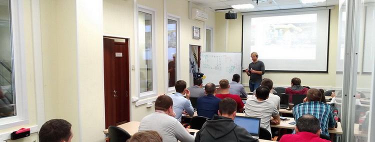 Российско-швейцарский семинар на площадке Учебного центра ГК ЭНЕРГАЗ