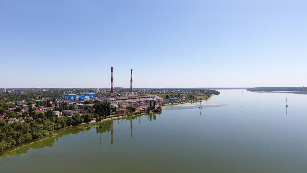 Воронежская ТЭЦ-1_ПГУ-223