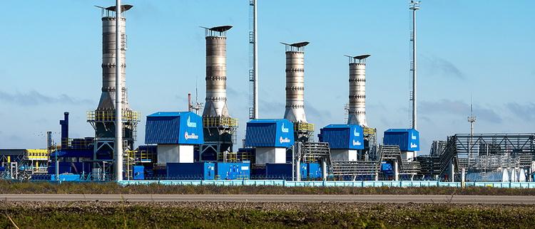 Газоперекачивающие агрегаты ГПА-10 мощностью 10 МВт производства «ОДК - Газовые турбины»