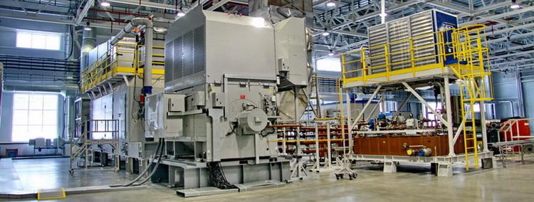 Испытания газотурбинного агрегата ГТА-16