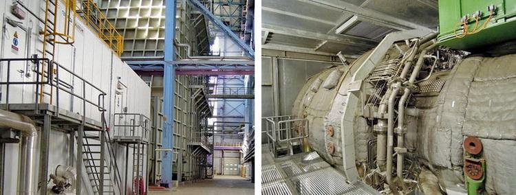 Газотурбинная установка «Гертруда»