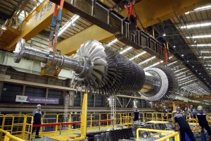 Doosan Heavy Industries_Korea gas turbine_270 MW