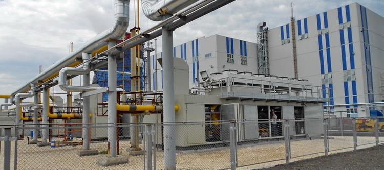 Система газоподготовки «ЭНЕРГАЗ» для ПГУ-225