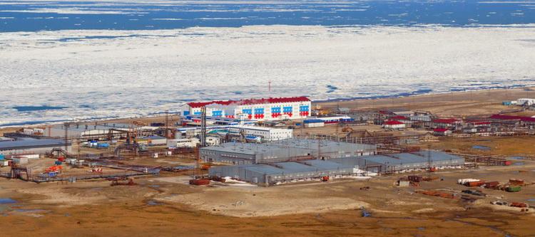 Харасавэйское газоконденсатное месторождение (фото ПАО «Газпром»)