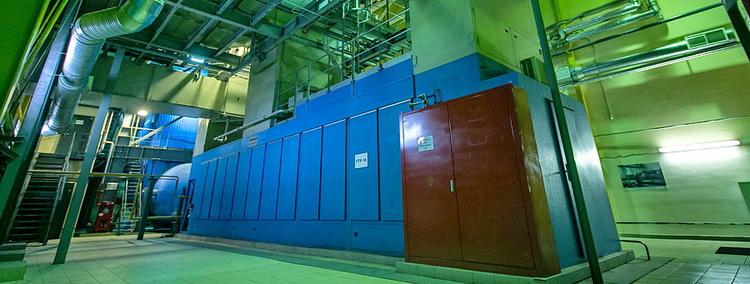 Газотурбинная установка TBM-T130