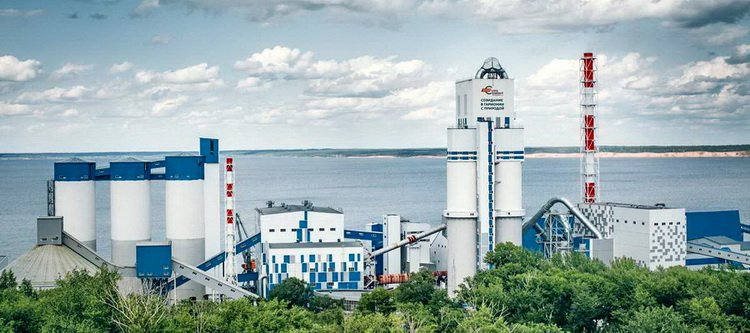 Сенгилеевский цементный завод_2xSGT-400_1