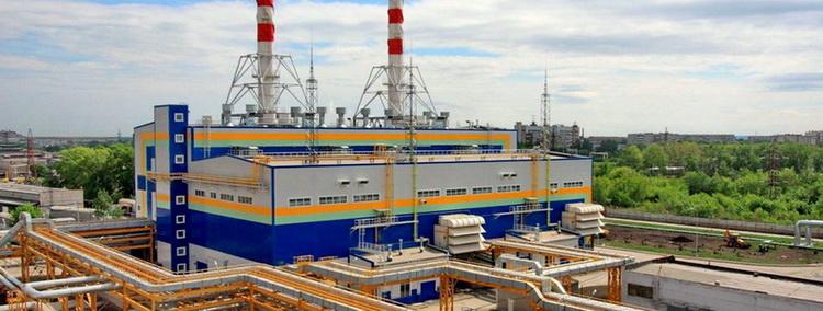 Газотурбинный энергоблок ЧТЭЦ-1