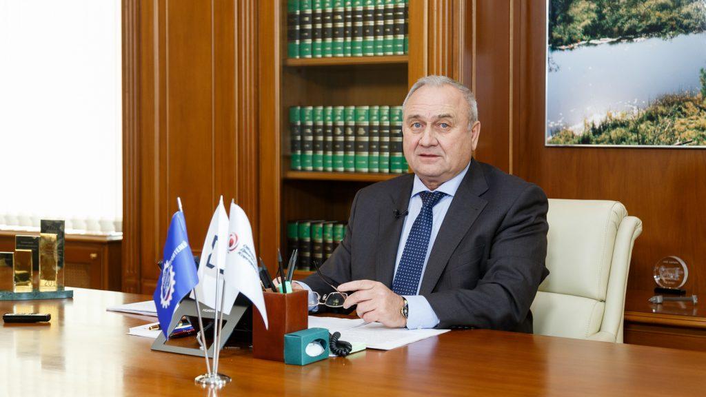 Заместитель генерального директора-управляющий директор ПАО __ОДК-Сатурн__ Виктор Поляков