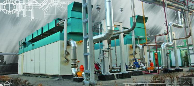 Компрессорные установки топливного газа Enerproject для турбин ГТ ТЭЦ «Луч»