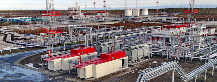 На сегодня в России функционируют 234 газодожимные установки Enerproject