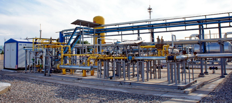 Система подготовки топливного и пускового газа «ЭНЕРГАЗ»