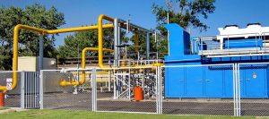 Система газоподготовки «ЭНЕРГАЗ» в эксплуатации